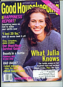 Good Housekeeping - September 2000 (Image1)
