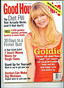 Good Housekeeping - April 2001 (Image1)