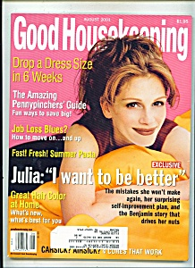 Good Housekeeping - August 2001 (Image1)