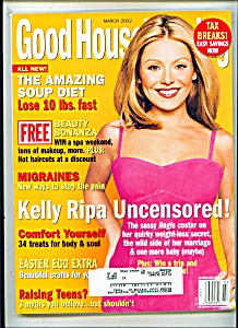Good Housekeeping - March 2002 (Image1)