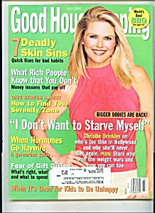 Good Housekeeping - July 2002