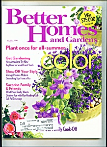 Better Homes & Gardens - July 1941 (Image1)
