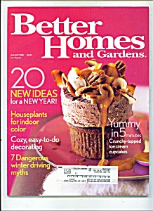 Better Homes and Gardens -  January 2005 (Image1)