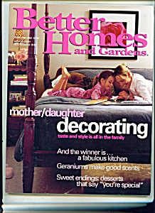 Better Homes and Gardens -  February 2002 (Image1)