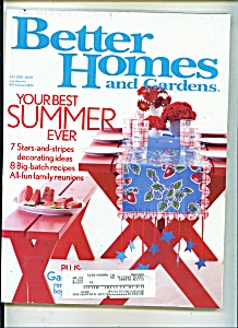 Better Homes and Gardens -  July 2003 (Image1)