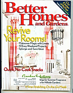 Better Homes And Gardens - September 2006