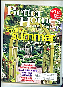 Better Homes and Gardens - July 2006 (Image1)