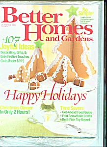 Betterhomes And Gardens - December 2006