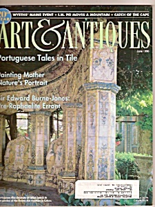 Art & Antiques magazine -  June 1998 (Image1)