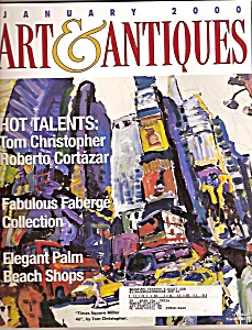 Arts & Antiques Magazine - January 2000
