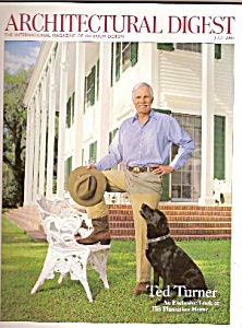 Architectural Digest - July 2004