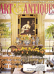 Art & Antiques  magazine- September 2002 (Image1)