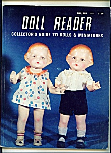 Doll Reader - June/july 1982