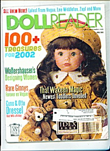 Doll Reader - April 2002