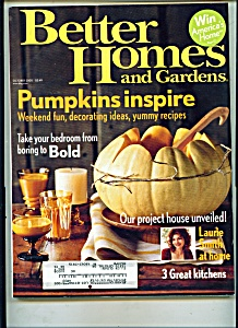 BetterHomes and Gardens - October 2005 (Image1)