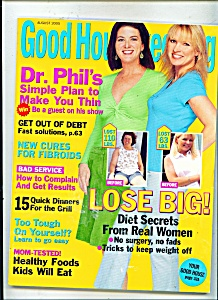 Good Housekeeping - August 2005 (Image1)