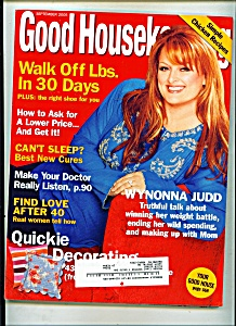Good Housekeeping - September 2005 (Image1)