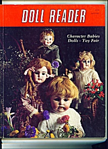 Doll Reader - April 1983