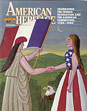 American Heritage magazine- JulyAugust 1989 (Image1)