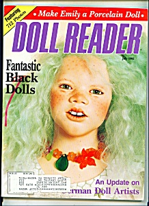 Doll Reader - July 1992