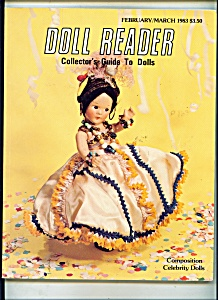 Doll Reader February/march 1983