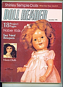 Doll Reader -  November 1990 (Image1)