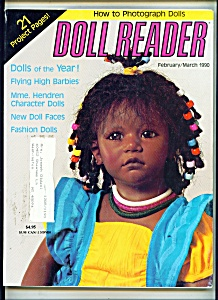 Doll Reader - February/march 1990