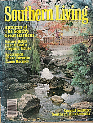 Southern Living -  October 1982 (Image1)