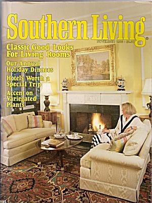 Southern Living magazine- November 1986 (Image1)