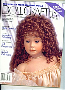 Doll Crafter -  March 1995 (Image1)
