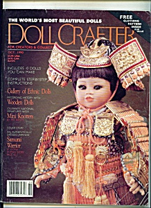 Doll Crafter magazine -  October 1990 (Image1)