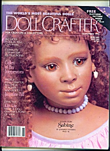 Doll Crafter magazine- November 1990 (Image1)