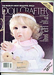 Doll Crafter - November 1989 (Image1)