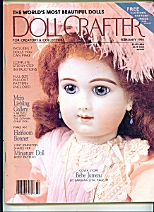 Doll Crafter - February 1990 (Image1)