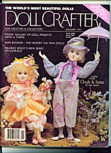 Doll Crafter - January 1991