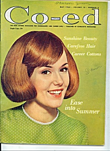 Co-ed magazine -  May 1965 (Image1)