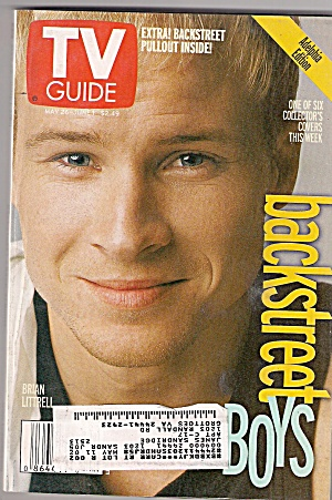 TV GUIDE  - May 26 to June 1, 2001 (Image1)