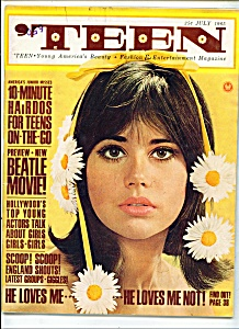 Teen Magazine- July 1965 (Image1)