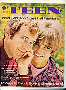 Teen Magazine -  September 1966 (Image1)