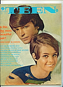 Teen Magazine - September 1967