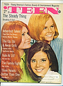 Teen Magazine -  July 1967 (Image1)