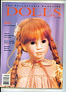 Dolls Magazine -  July 1993 (Image1)