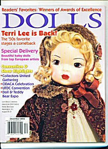 DOLLS  magazine -  December 2002 (Image1)