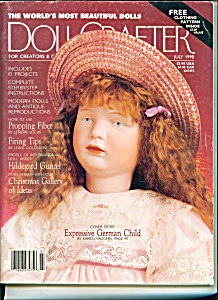 Doll Crafter -  July 1990 (Image1)