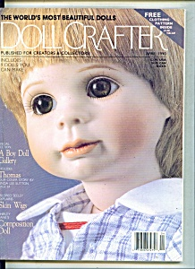 Doll Crafter -  April 1990 (Image1)
