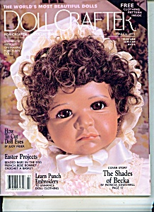 Doll Crafter -  March 1993 (Image1)