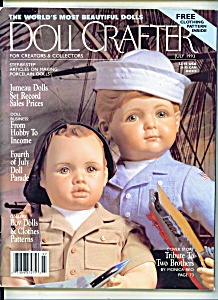 Doll crafter -  July 1993 (Image1)