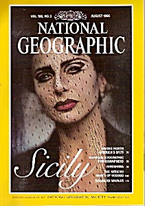 National Geographic - August 1995