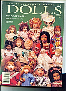 Dolls magazine- December 1994 (Image1)