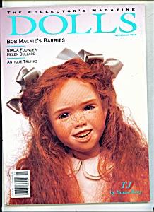 Dolls Magazine -  November 1993 (Image1)